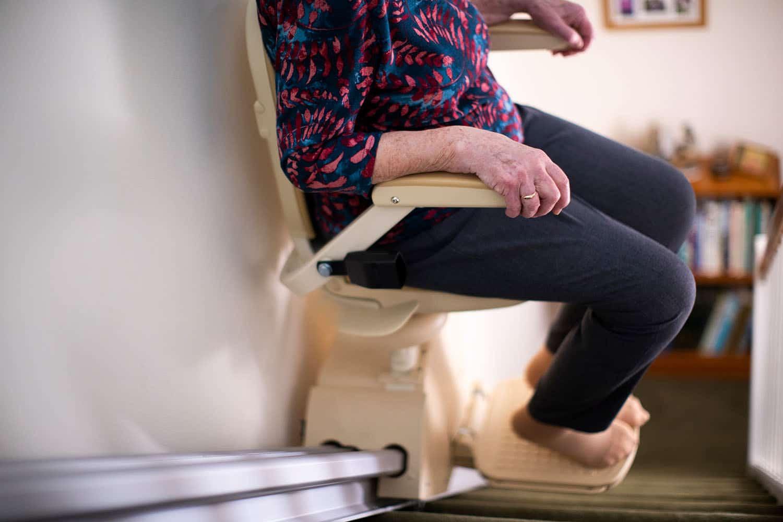 soluciones accesibilidad salvaescaleras silla escaleras