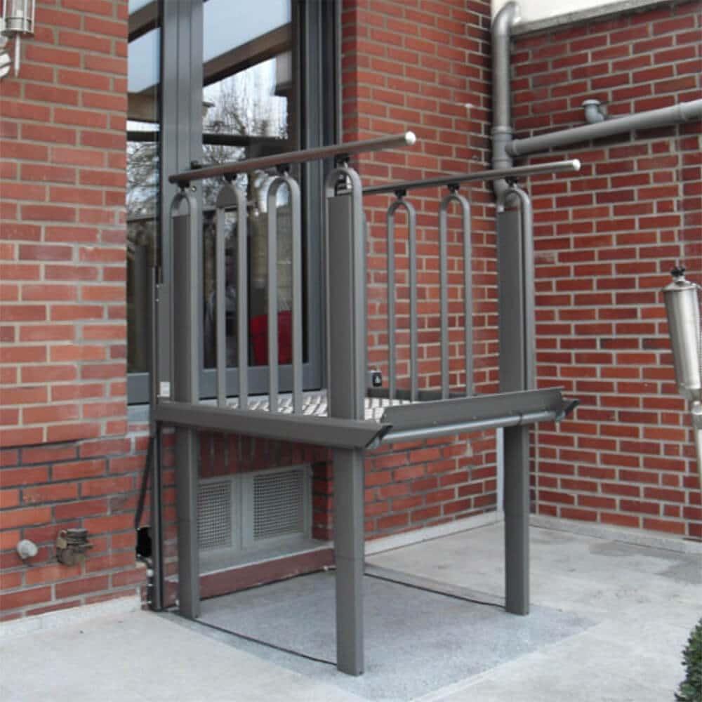 escalera convertible plataforma salvaescaleras sillas ruedas ancianos minusvalidos flexi stair