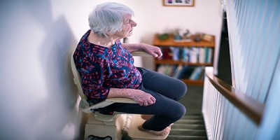 instalar silla salvaescaleras casa