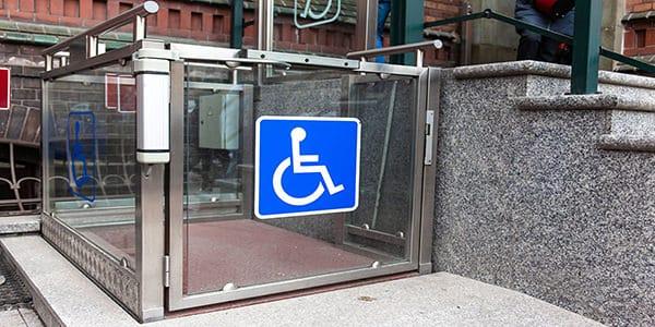 elevadores para sillas ruedas