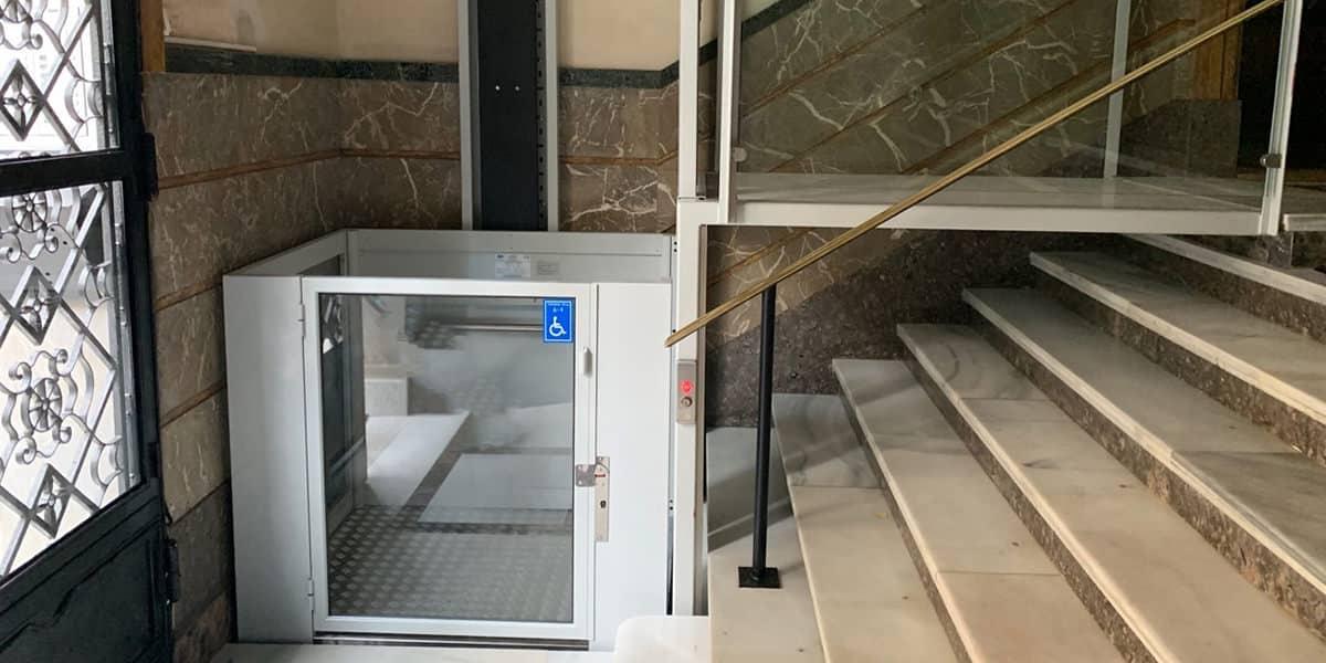 elevadores para sillas ruedas hdp1