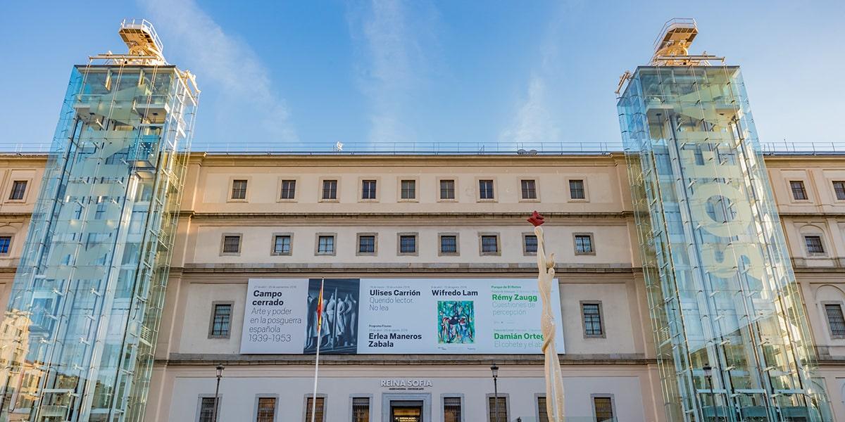 museos accesibles inclusivos centro arte reina sofia