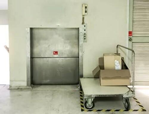 Montacargas Industriales y Plataformas Elevadoras Para Cargas
