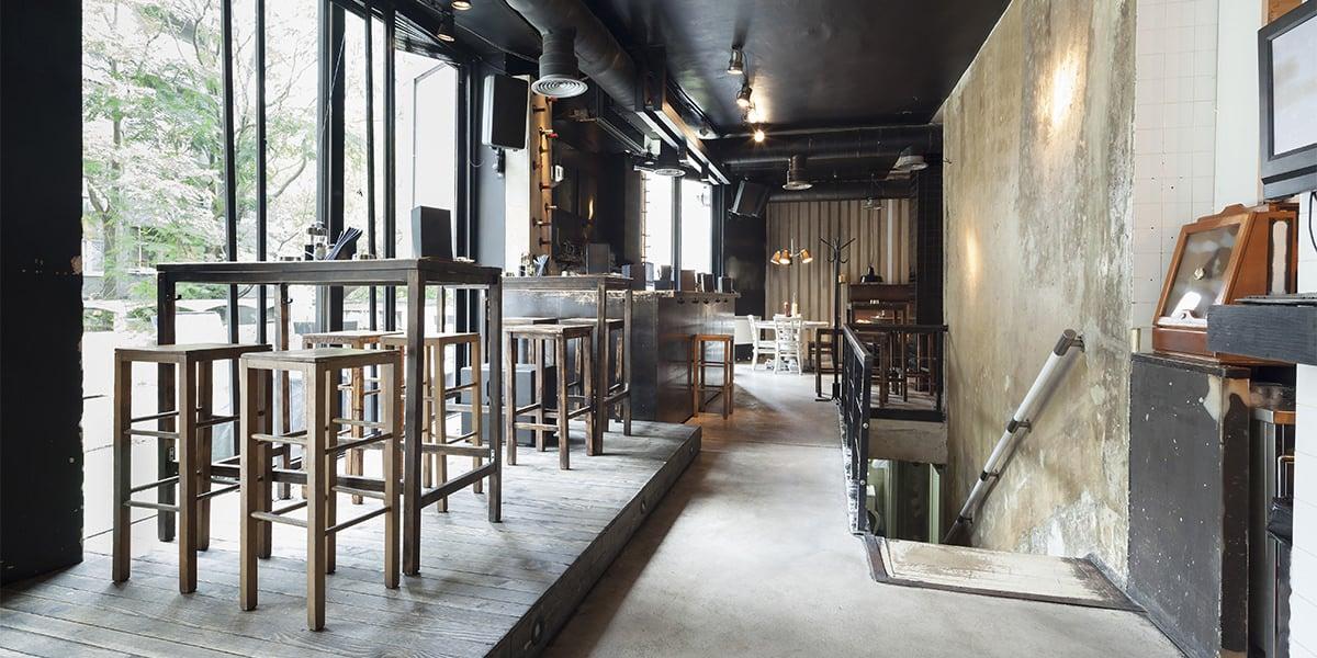 plataformas salvaescaleras restaurantes bares