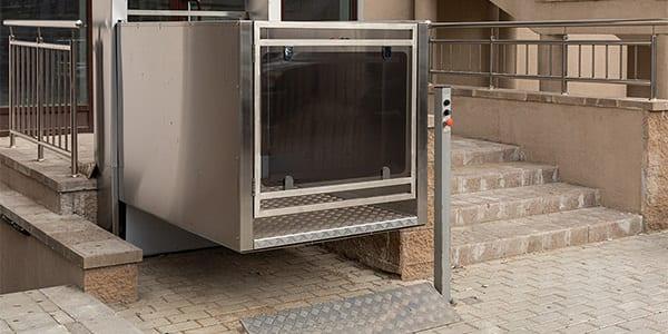 instalar elevador vertical comunidad propietarios
