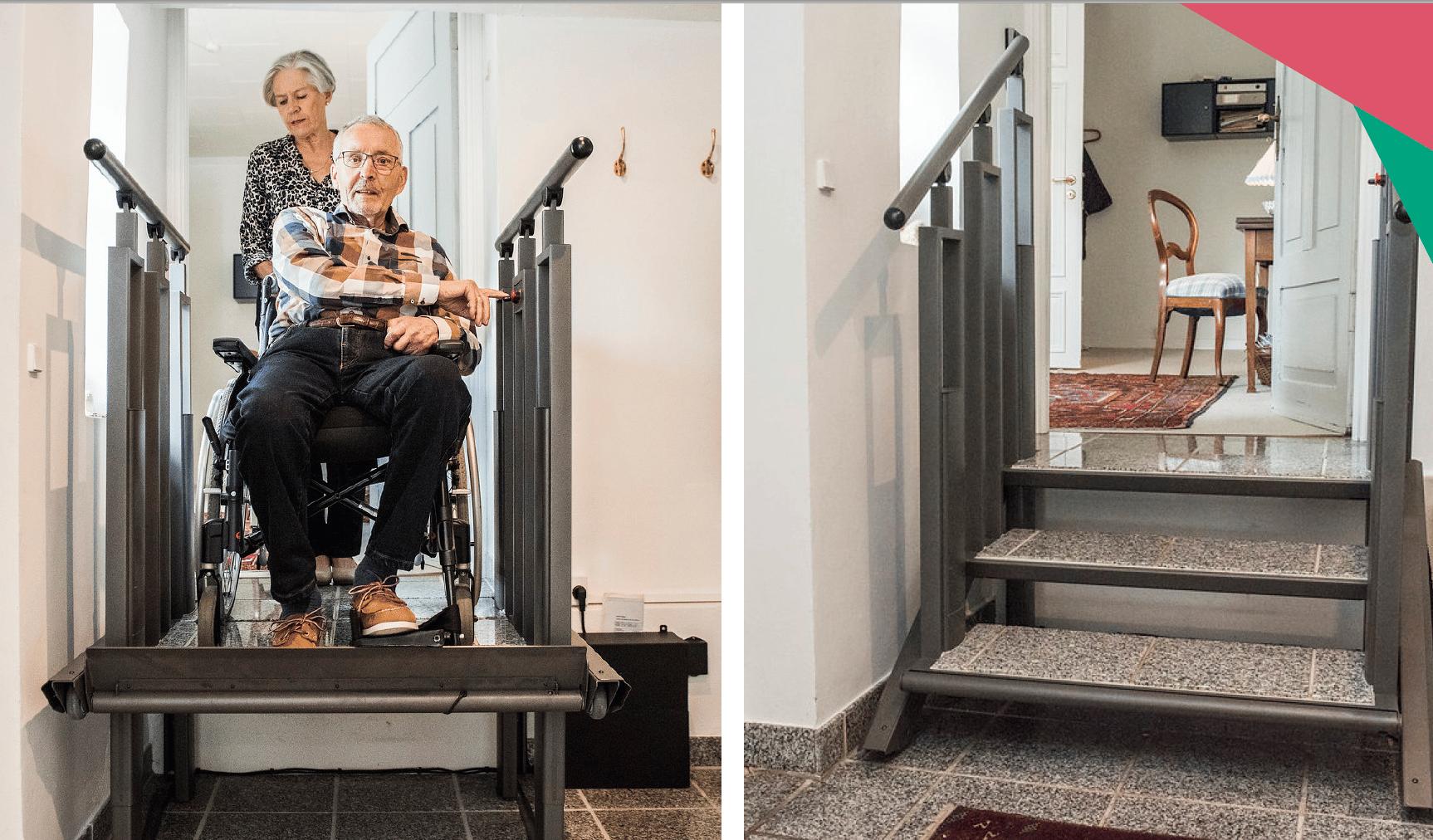 accesibilidad vivienda unifamiliar