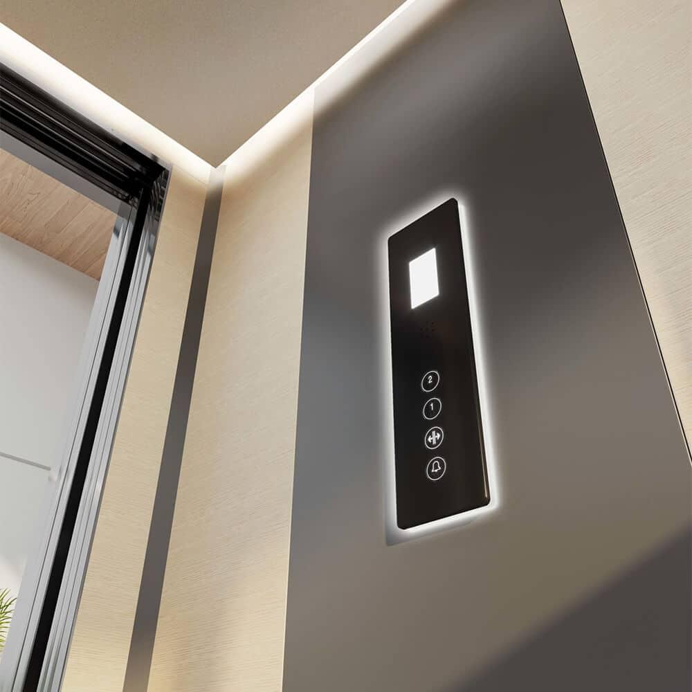 ascensor unifamiliar elevador domestico altura