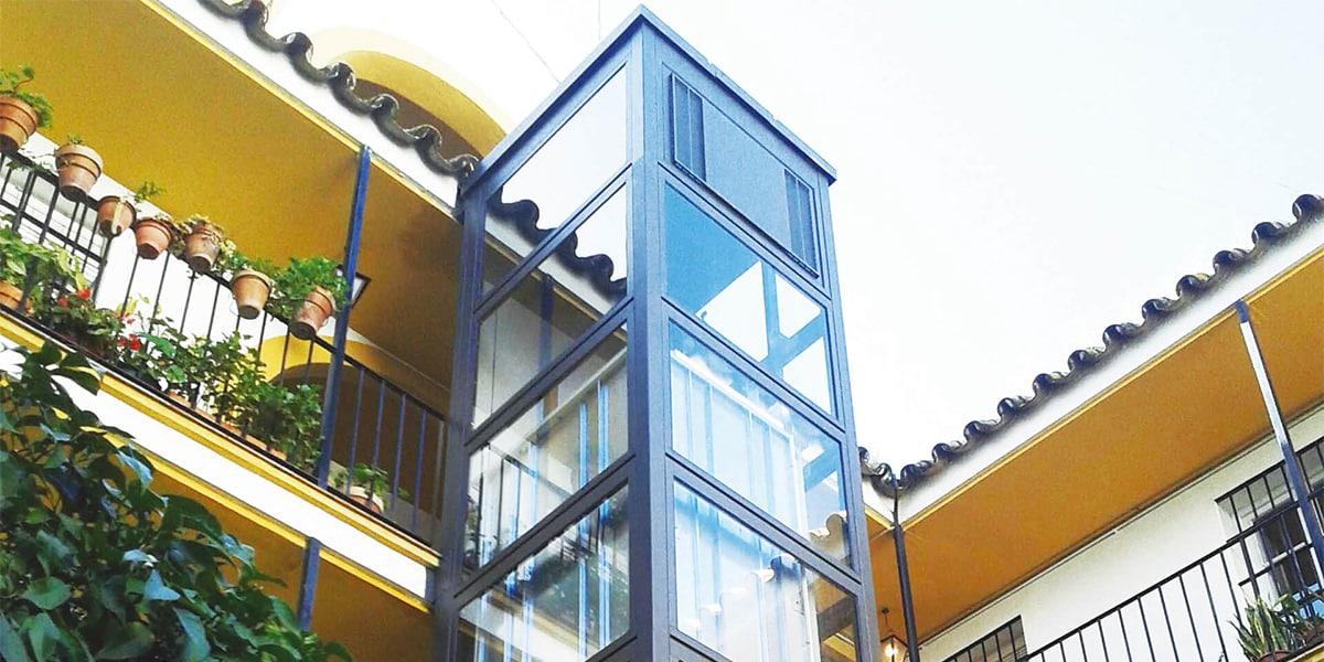 ascensor unifamiliar elevador domestico caracteristicas ventajas